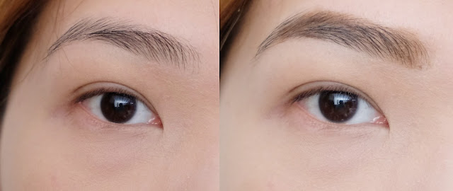a photo of Makeup World Brow|Up Eyebrow Kit Review