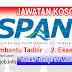 Job Vacancy at SPAN - Suruhanjaya Perkhidmatan Air Negara