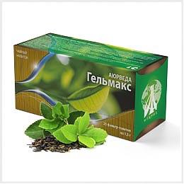 Гельмакс - антипаразитарный чай