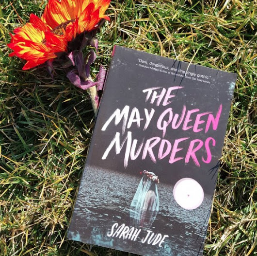 The May Queen Murders by Sarah Jude *Promo Post* @SarahEJude #MQM