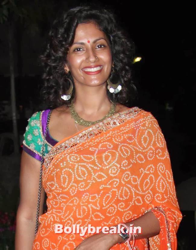 Poorna Jagannathan, Raghav Sachar, Amita Pathak Wedding Reception Pics