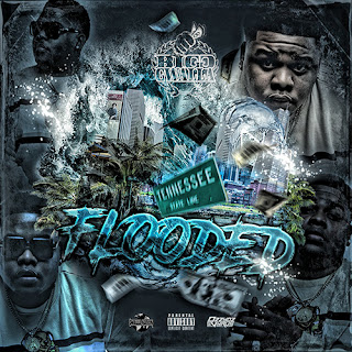 Bigg Gwalla, FLOODED, IamBiggGwalla, Tennessee Hip Hop, Mo Cheda Records, DJ Squeeky, Hip Hop Everything, Team Bigga Rankin, Promo Vatican, New Music Alert, Indie Hip Hop Music, New Mixtape 2017,