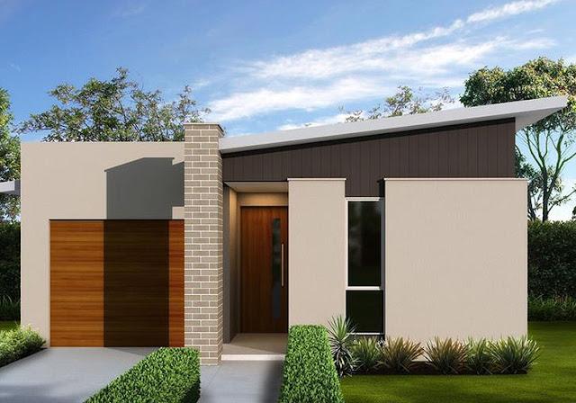 desain rumah mungil type 36 minimalis - desain rumah idaman