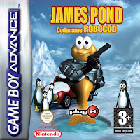 James Pond: Codename Robocod:PT/BR