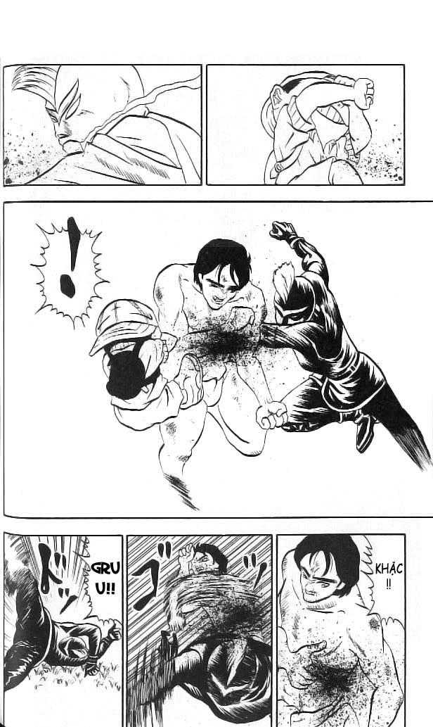 NINKU vol 23 trang 8