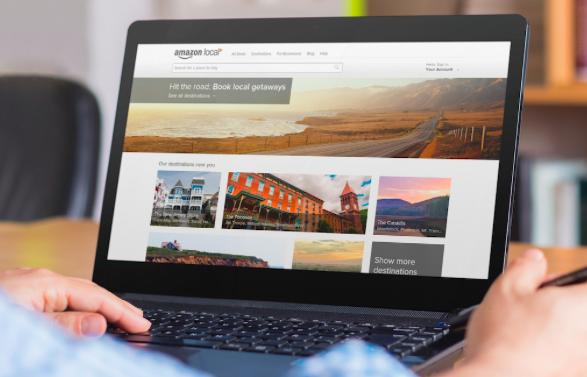 Amazon推出旅遊住宿比價服務,專門針對開車短程旅遊需求