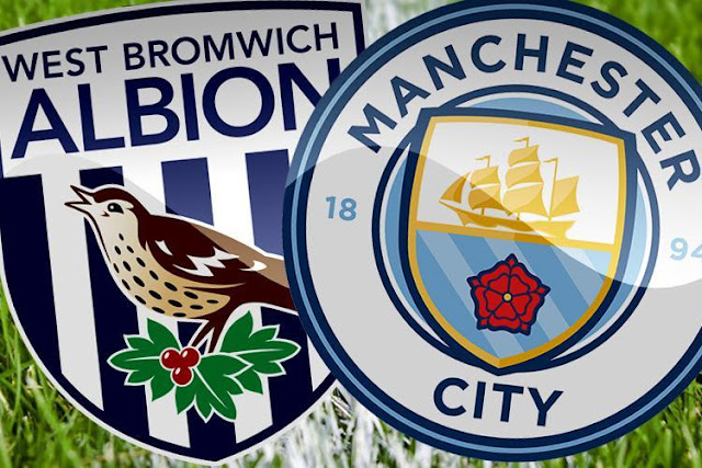 West Bromwich Albion vs Manchester City Full Match & Highlights 28 October 2017