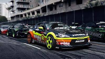 """Drift & GP Cup"": Αγώνας Πλαγιολίσθησης Χίου"