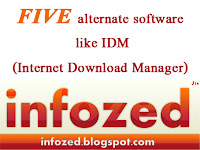 Best 5 Alternate Download Manager like IDM Internet Download Manager
