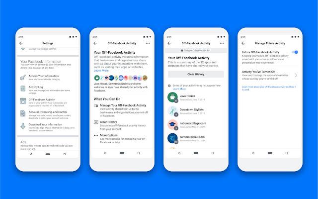 Off-Facebook Activity  - ofa embedded en us - Off-Facebook Activity – New Facebook Tool See What Tracked