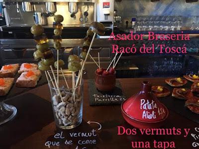 El Asador Braseria Racó del Toscá de #Beceite añade a la cesta 'colaborativa de la festa dels casats de #Beseit' un vale para dos vermuts y una tapa. http://asadoracodeltosca.com/
