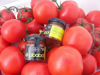 Mermelada de tomate rojo el Ababol
