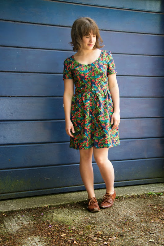 A Holly Non-Jumpsuit Dress