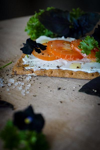 Beim Blog Dinner im August sammeln wir Rezepte für Stullen, Butterbrote oder Sandwiches