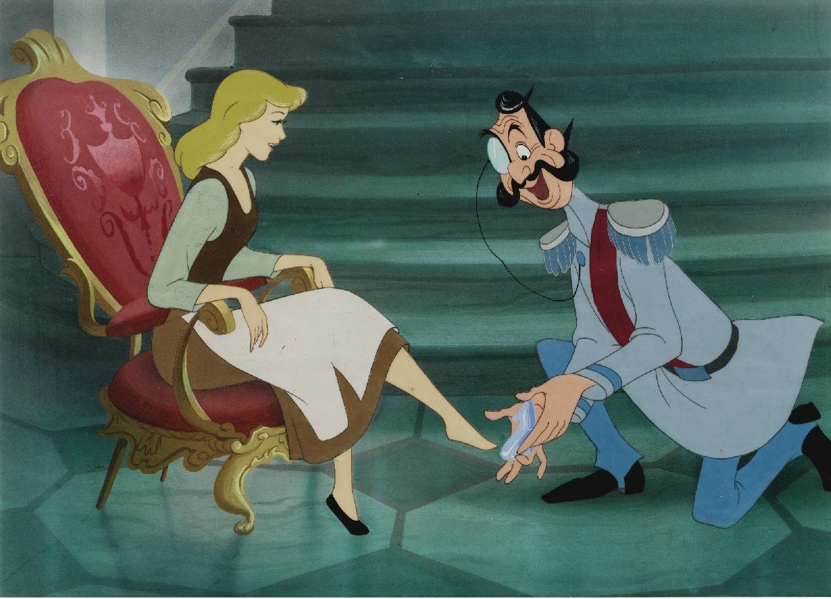 Unravished Foolery: Cinderella's Slipper