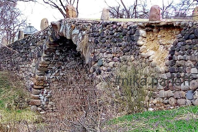В Василёво обрушился легендарный «Чёртов мост»