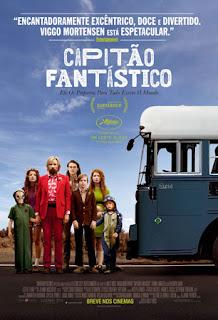 Capitão Fantástico - filme