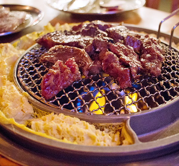 Korean BBQ, Korean BBQ in NYC