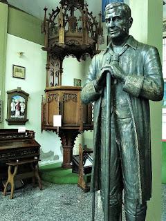 Estátua Original do Monumento do Centenário no Museu Histórico de São Leopoldo