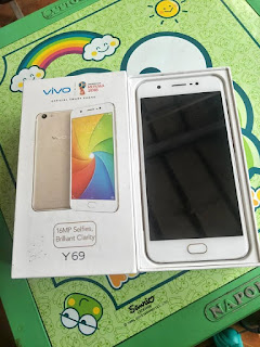Download Firmware Vivo Y69 1714 (PD1705F)