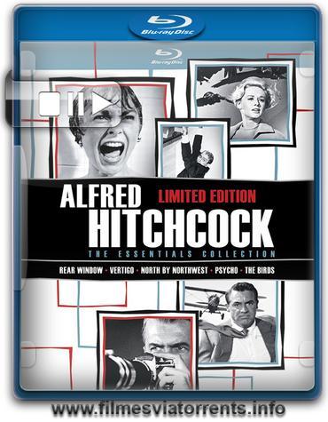 Coleção – Alfred Hitchcock: A Obra-prima Torrent - BluRay 720p Dual Áudio