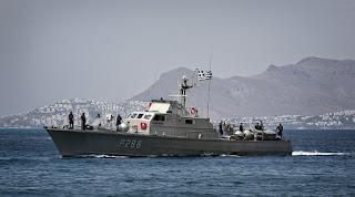 Το Λιμενικό άνοιξε πυρ σε τουρκικό φορτηγό πλοίο σύμφωνα με τους Τούρκους...