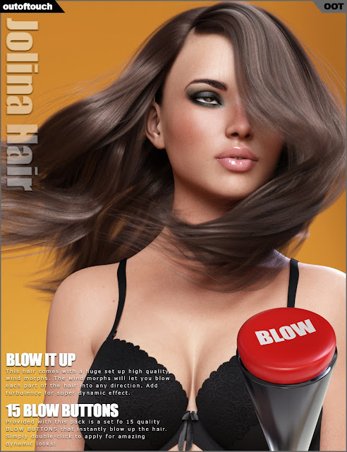 Jolina Hair