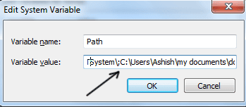 appending-value-system-variable