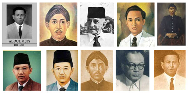 Tokoh-tokoh Pergerakan Nasional