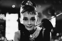 Audrey Hepburn Moon River Breakfast at Tiffanys'