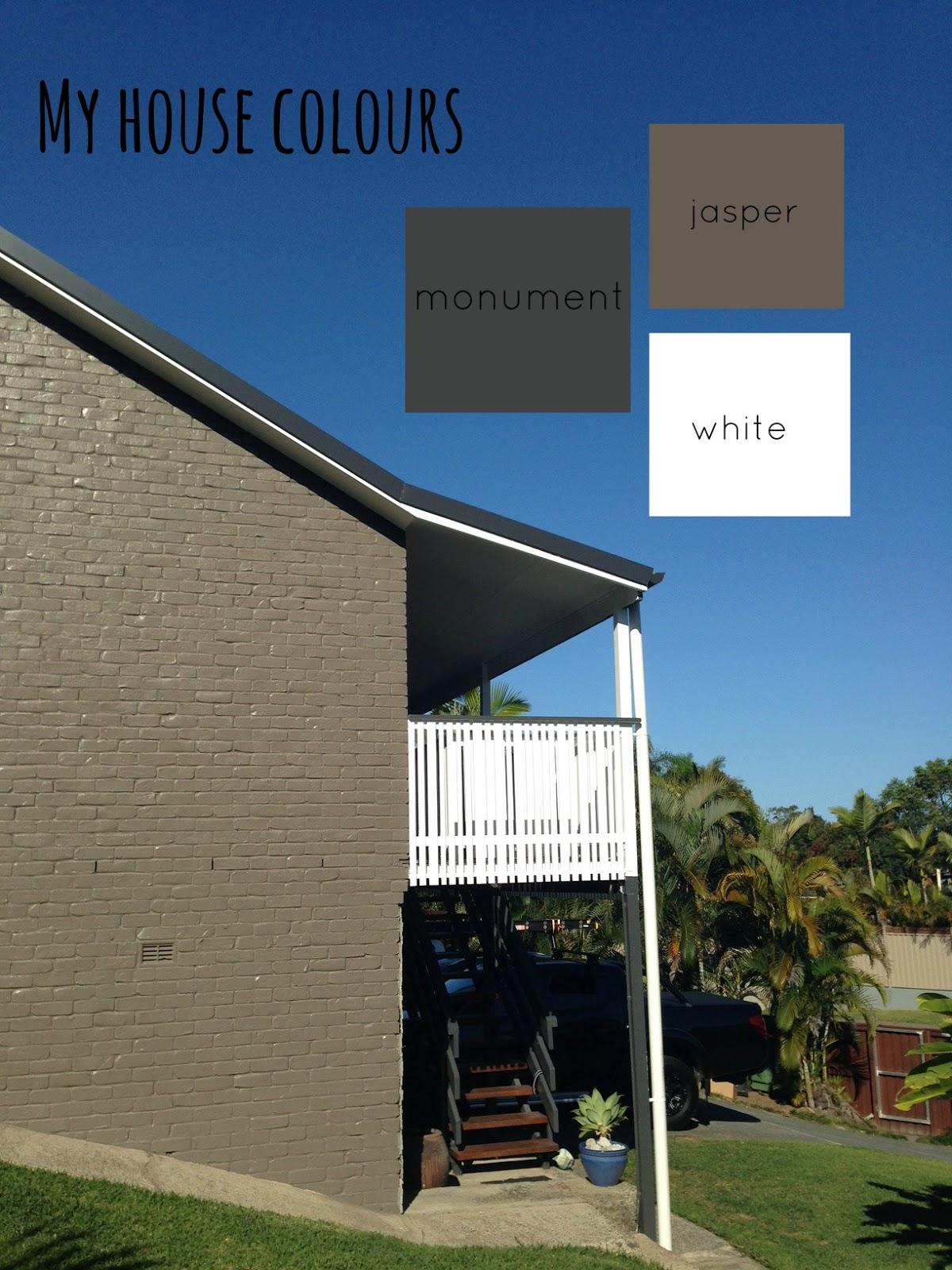 exterior house colours glamour coastal living