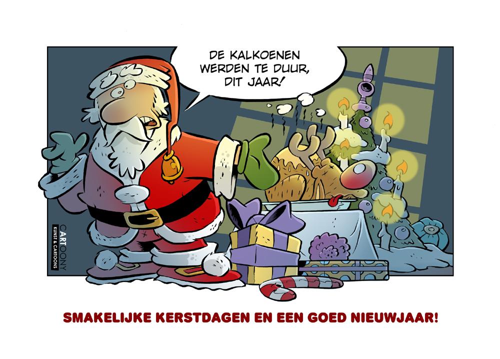 wensen op kerstkaart