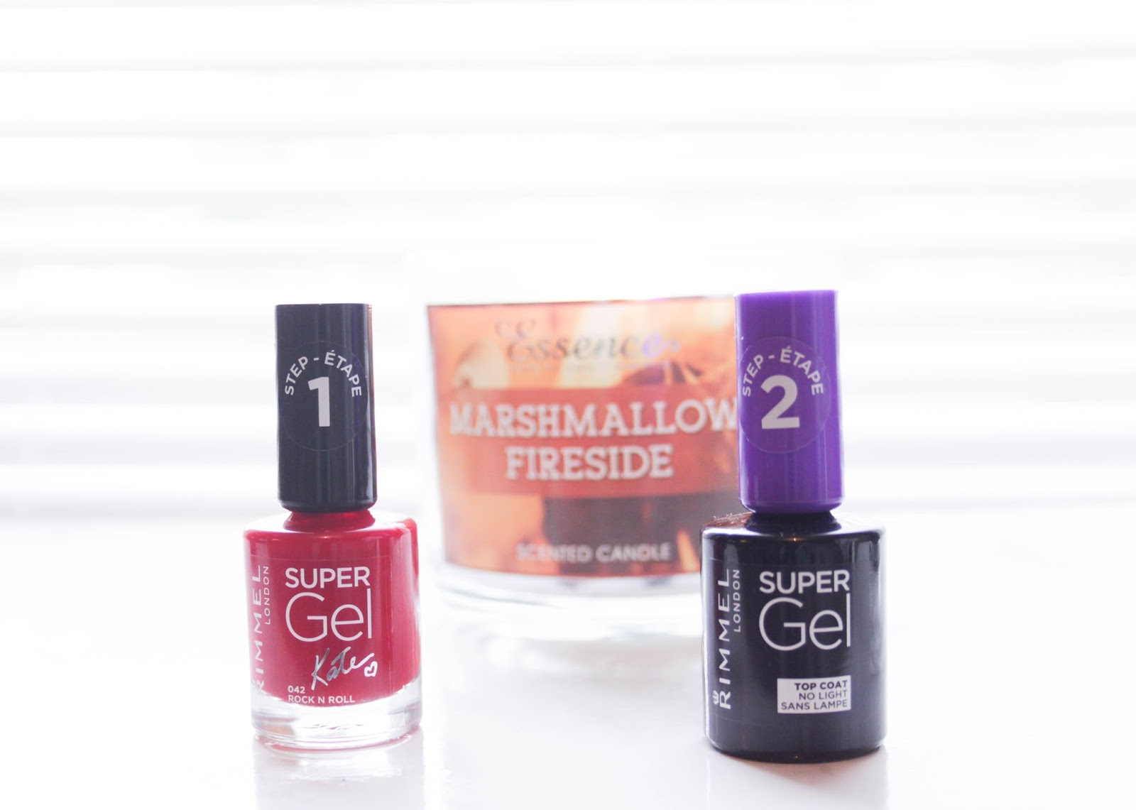 Gel Nail Varnishes