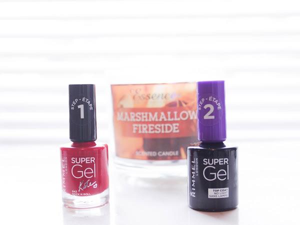 Rimmel: Super Gel Nails