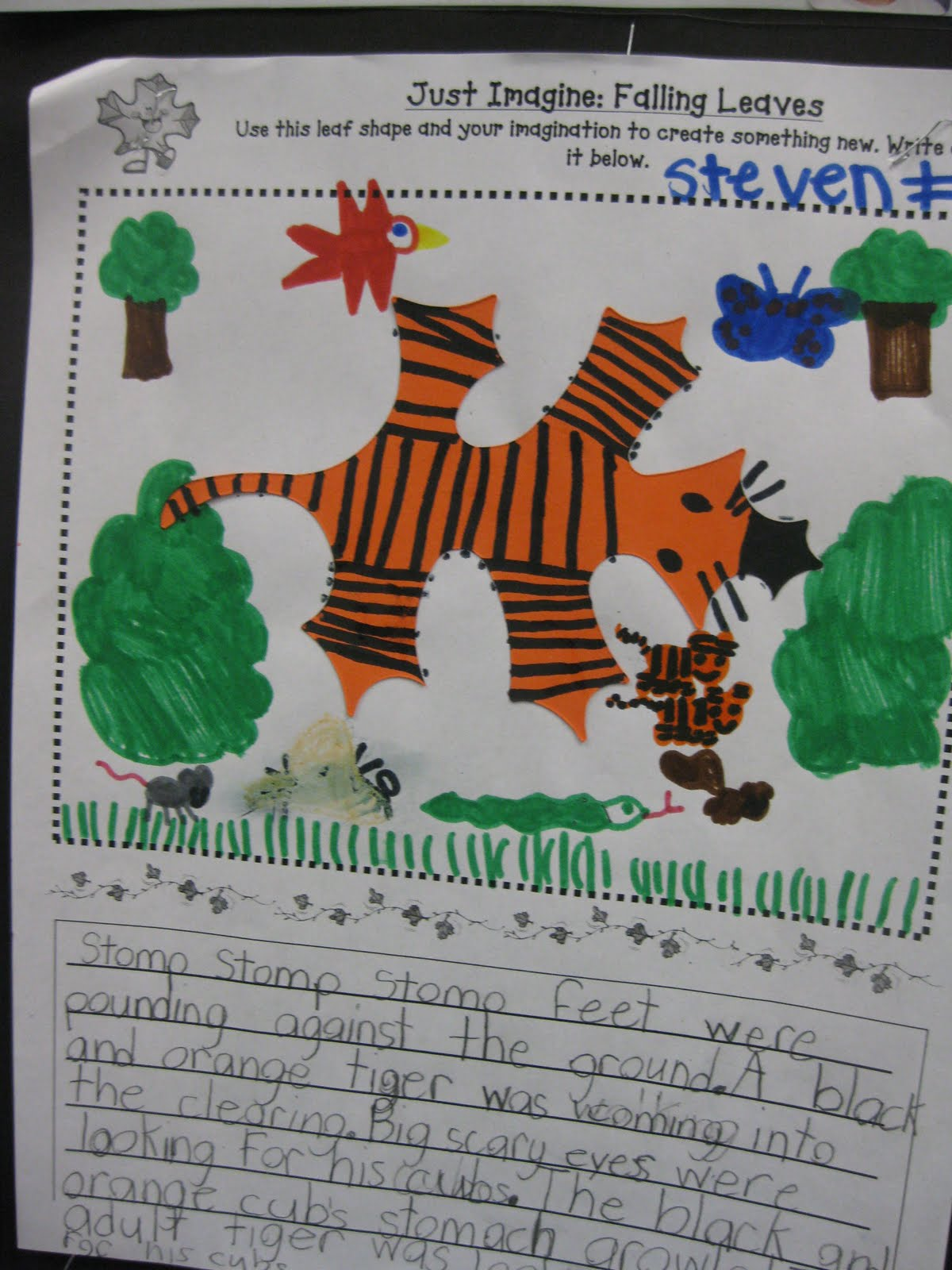 Third Grade Thinkers Fall Writing And The Traits