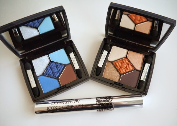 Dior Transat Collection 5 Couleurs Transat Edition eyeshadow palettes