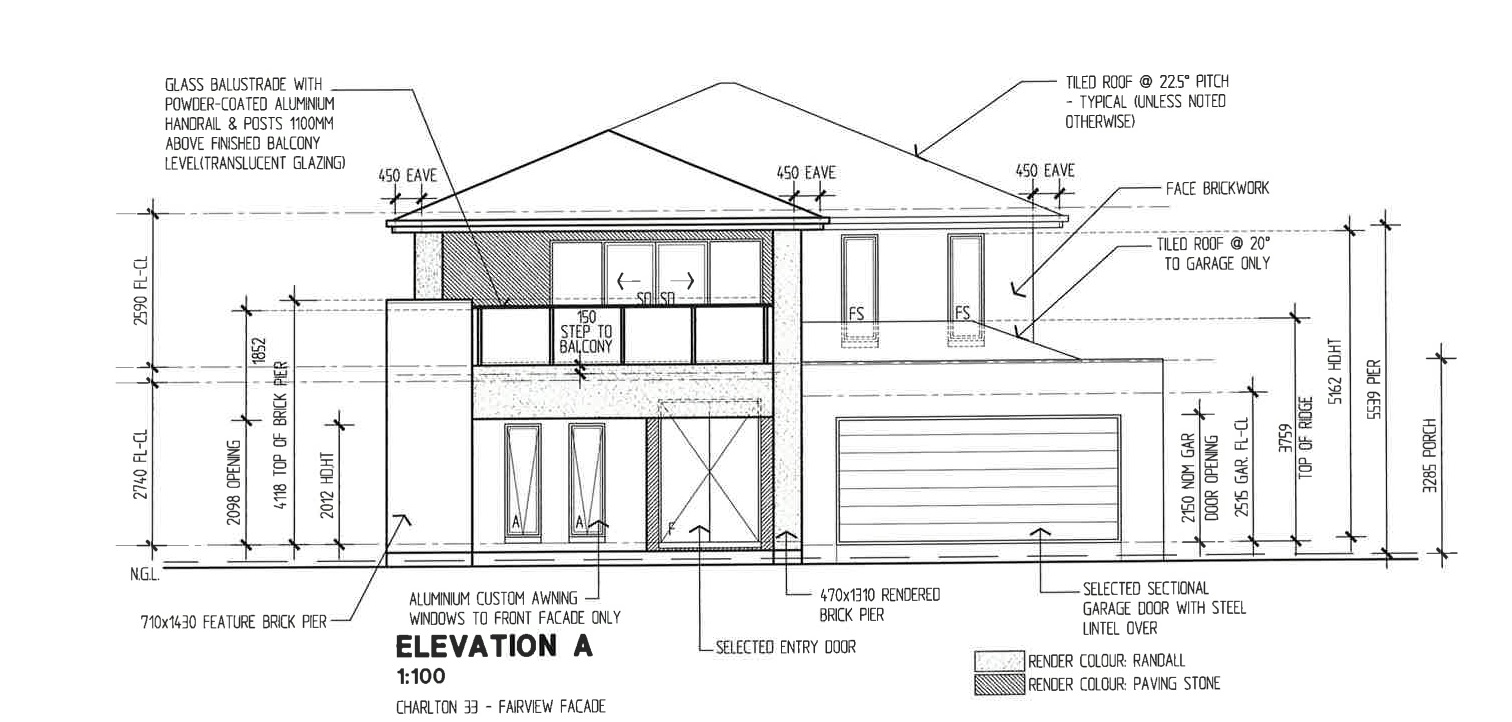 the charlton 33 porter davis our house plans