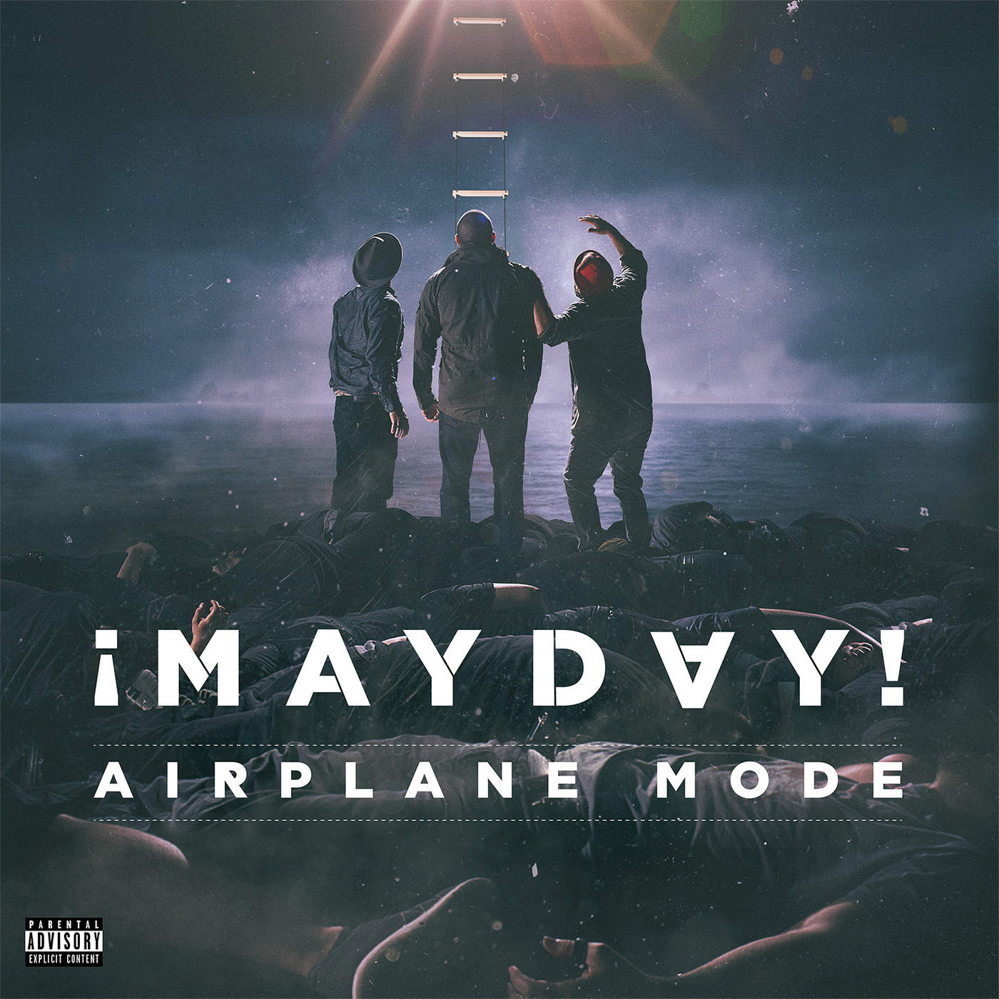¡MAYDAY! - Airplane Mode - Single Cover