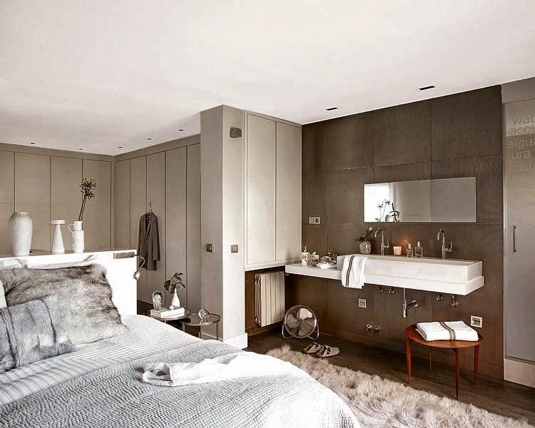 Decotips Incorporar el vestidor al baño - Virlova Style