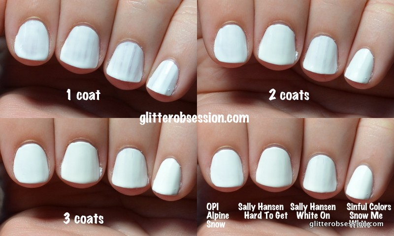 White Nail Polish Names Hession Hairdressing