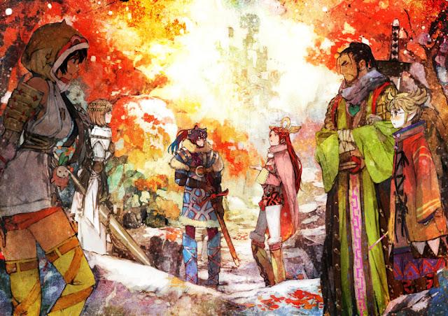 I am Setsuna prepara su lanzamiento y comparte información de los personajes y arte 2