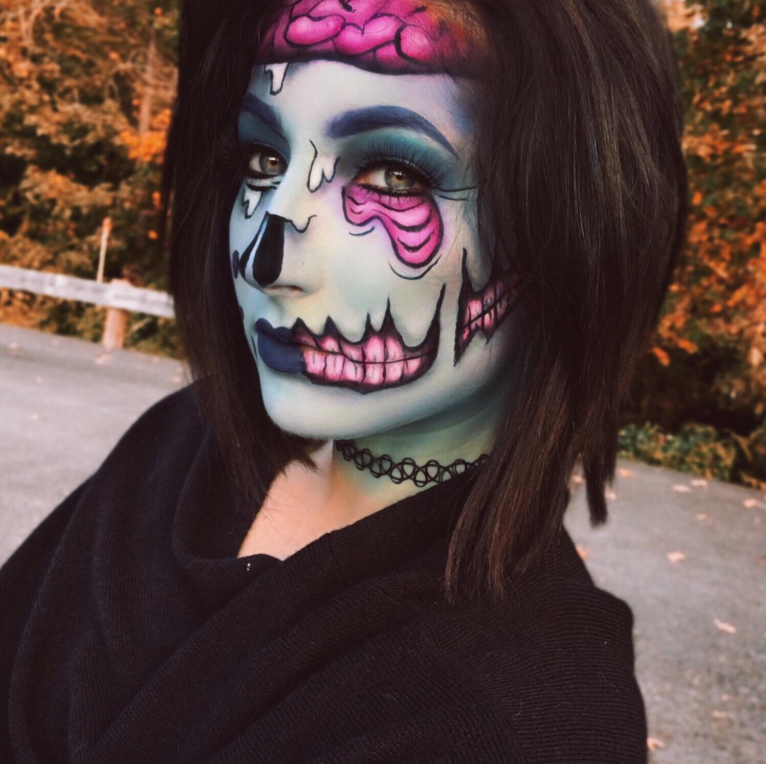 Recap Halloween Makeup Week 2017 Makeup At Tiffany S