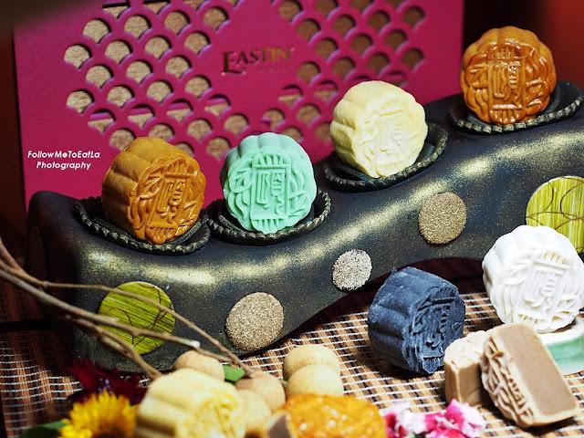 Mooncakes Mid-Autumn Festival 2017 at Ee Chinese Cuisine Restaurant Eastin Hotel Kuala Lumpur