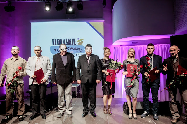 Radość! Woluminy wśród Elbląskich Nagród Kulturalnych!