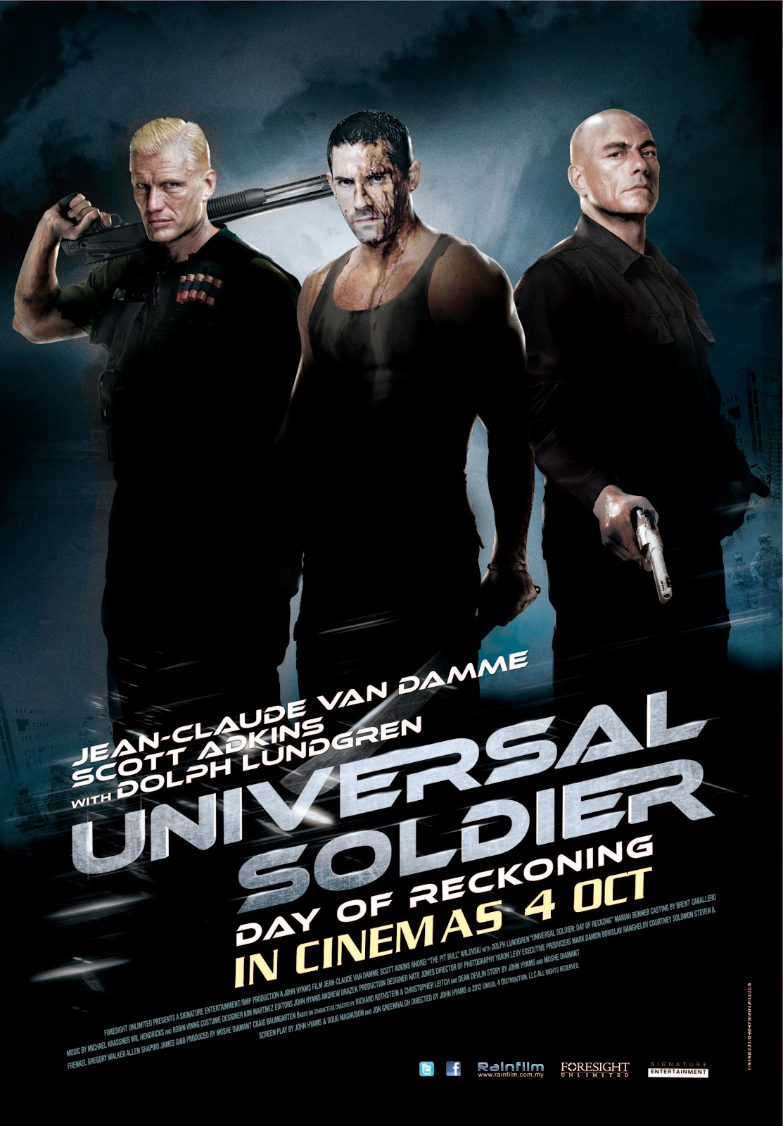 kianfai87 on PlayRole: Universal Soldier: Day of Reckoning ...