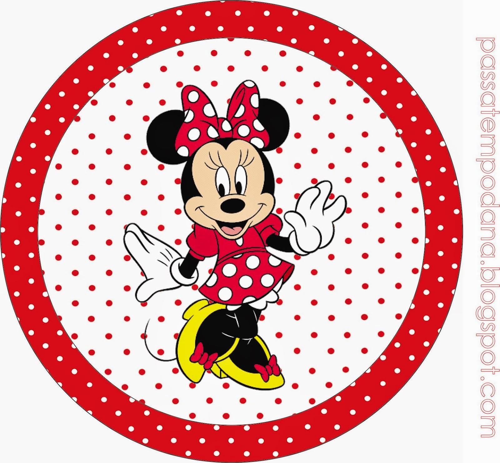 Minnie Mouse Printables Invitation Joy Studio Design Gallery