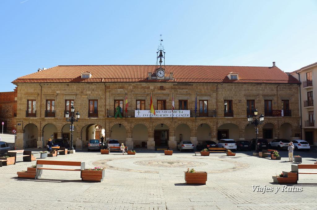 Plaza Mayor de Benavente, Zamora