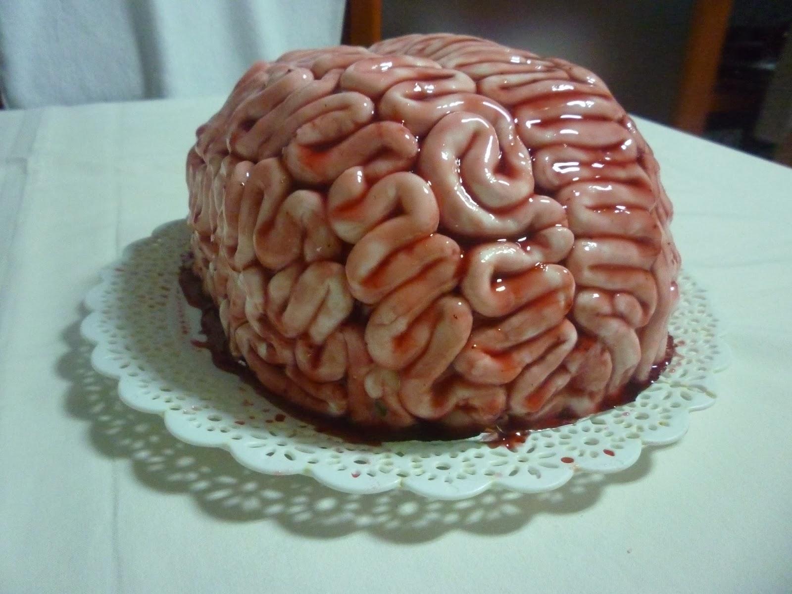 Pilicakes Tarta Cerebro