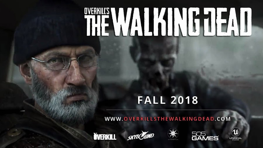 overkill's the walking dead grant
