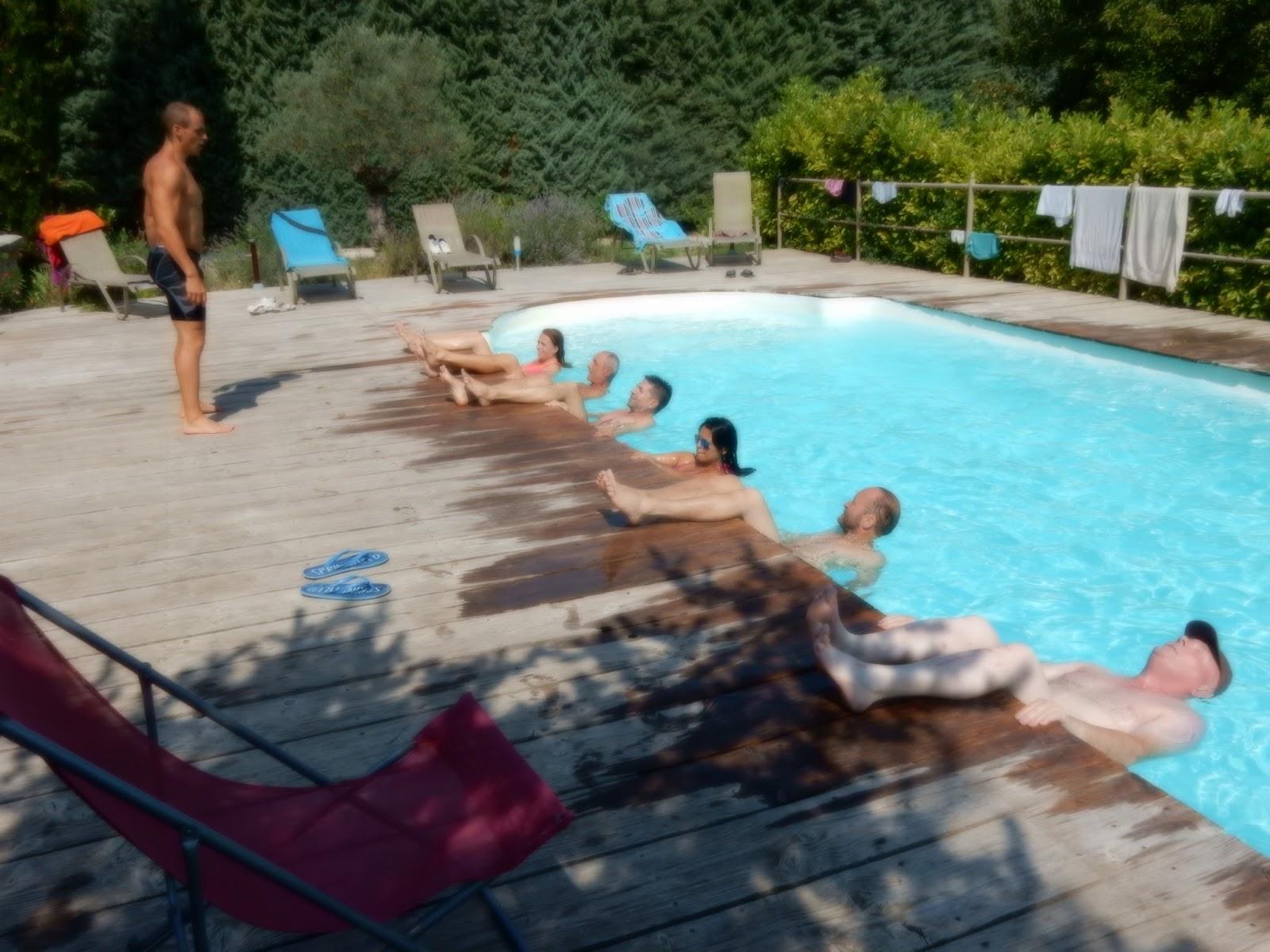 Gr gory capra water polo en luberon for Aqualsace piscine